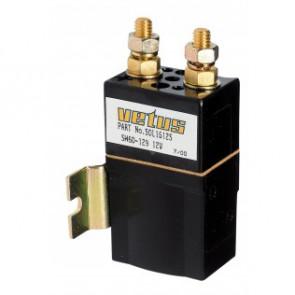Enkelrelä, 12 Volt/1500 Watt,