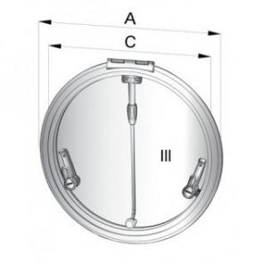 Altus R520 ( håltagningsmått D=518 mm )