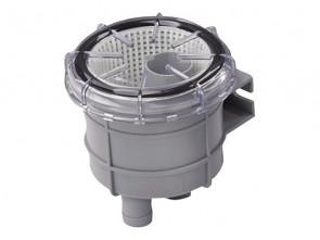 Sjövattenfilter typ 330, med anslutning för slang med i.d. 25 mm