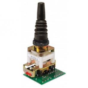 Joystick för hydraulisk bogprop, 5-läges.