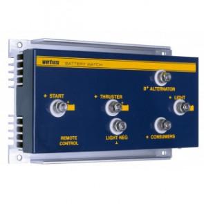 Batterivakt typ BW3, 12 Volt inkl. panel