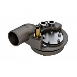 Bränsleanslutningssats, påfyllning id. 51 mm, tur-/returledning 15 mm, avluftning 16mm