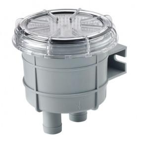 Sjövattenfilter typ 140, med anslutning för slang med i.d. 13 mm