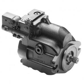 Variabel kolvpump HT1015SD2 45cm³, vänstergående, anslutning bak, typ SD2