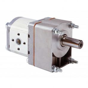 Hydraulpump med lagerbock, 11.3 cc (220 x 90 x 112 mm)