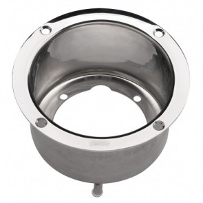 Adapter i rostfritt stål för HTP pump, 78 mm djup