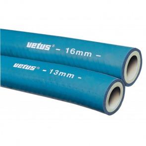Slang för varmvattenberedare, i.d. 16 mm (rulle om 10 m) (pris/m)