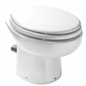 Toalett typ WCP, 12 Volt, kontrollpanel