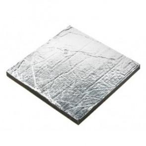 Ljudisolering Sonitech, 40mm aluminiumbelagd (600 x 1000 mm)