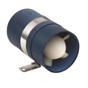 Utsugningsfläkt 12V slang 76 mm