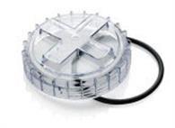 Lock + O-ring till sjövattenfilter typ 330