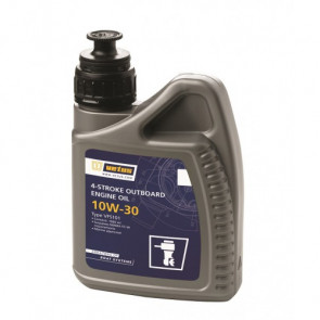 VETUS 4-taktsolja för utombordare 10W-40, 1 liter