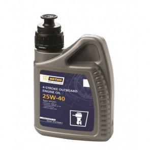VETUS 4-taktsolja för utombordare 25W-40, 1 liter
