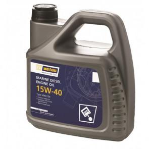 VETUS Marin Diesel Olja SAE 15W-40, 20 liter