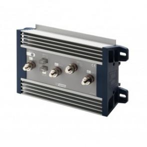 Batterifördelare, 12/24 Volt, med 1 x 150A ingång, för 3 batteribanker