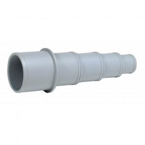Slangadapter, för slangar med i.d. 30 -60 mm (plast)