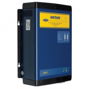 Inverter med sinusvåg typ IV, 1000W, 24V till 230V 50Hz