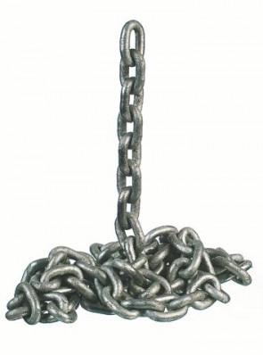 Kätting i rostfritt stål, 13 mm DIN766 SS316 / Meter