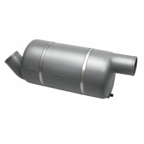 Ljuddämpare i plast typ MF100