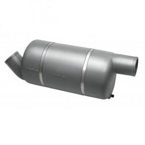 Ljuddämpare i plast typ MF125