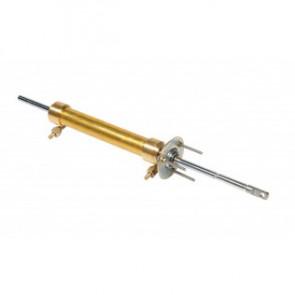 Styrcylinder typ MTC72SL för utanpåliggande roder, för 10 mm ledning. Passande rattpumpar MTP2010(R) eller HTP2010(R)-HTP4210(R)