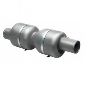 Ljuddämpare i plast typ MV125