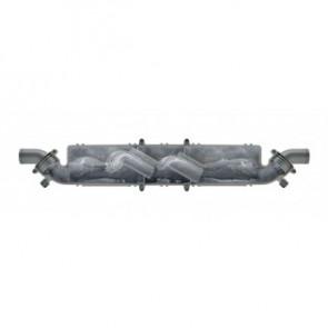 Vattenlås/ljuddämpare typ NLP345, 45mm