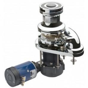 1500 VWC 12V 100TDC med capstan: kättinghjul för 6-10 mm kätting