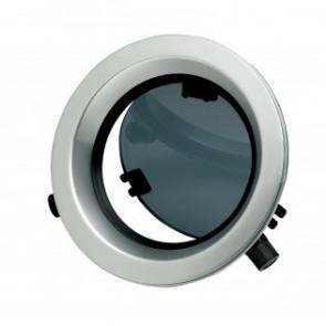 Portlight, i aluminum, typ PW221, klass A1, inkl. myggnät