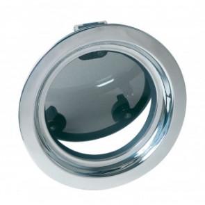 Porthole i rostfritt stål AISI 316, typ PWS32, A1 klass, inkl myggnät