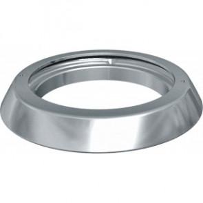 Gängad ring i rostfritt stål för TOM2