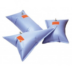 Flexibel dricksvattentank, 70 l. (inkl. vinklade slanganslutningar 16 och 38 mm)