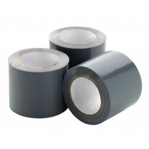 Självhäftande tape för skarvar, grå, rulle om 30 meter
