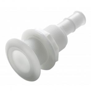 """Bordsgenomföring i plast för slang med I.D. 25mm (1"""")"""
