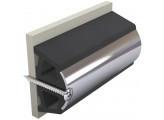 Instickslist i rostfritt stål för TRAP-S,10 x 2 mm (price per 30 m)