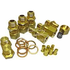 Anslutningssats för EHPAR / BR / CR i kombination med 6 mm slang eller rör