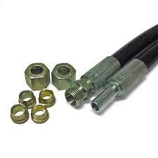 Flexibel slanganslutning för att ansluta 10 mm kopparör med styrcylinder MTC7210 till MTC17510