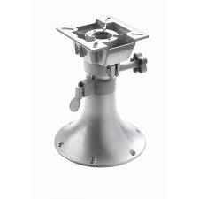 """Stolspiedestal 10"""", 330-430 mm, manuellt justerbar"""