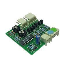 Interface för MP34, multifunktion: varningslampor/summer, motortemperatur och oljetryck, extra temperatur och oljetrycksinstrument