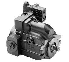 Variabel kolvpump HT1016SD2 45cm³, vänstergående, sidoanslutning, typ SD2