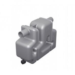 Vattenlås i plast typ LP30 med fast inloppsstos
