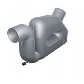 Vattenlås i plast typ LP60